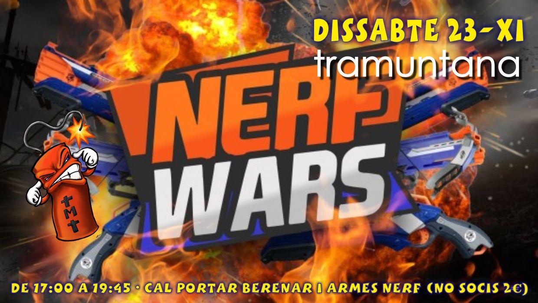 Nerf-battle